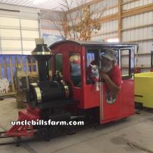 ubf kiddie train